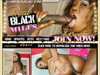 Real Black Milfs - Watch these juicy MILFs get their wet pussies stuffed with dick!